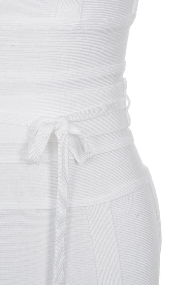 belice white dress