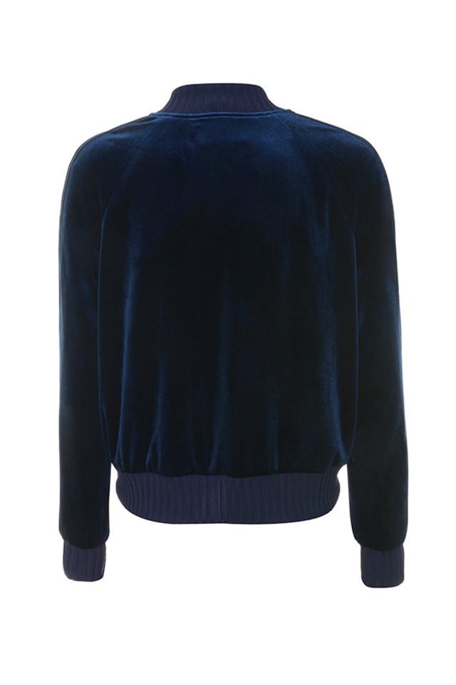 iria jacket in blue