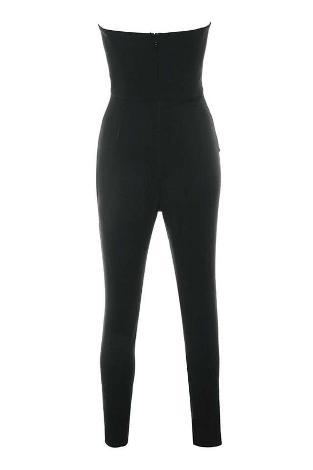 leonida jumpsuit in black