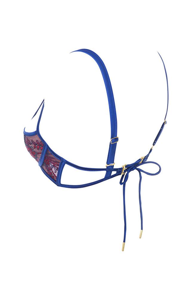 lusina in blue