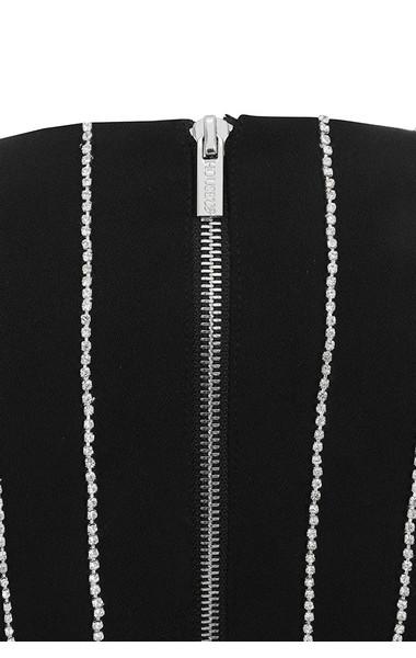tahnia black dress