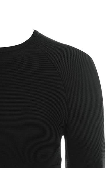 black talika top