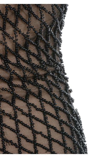 black yana dress