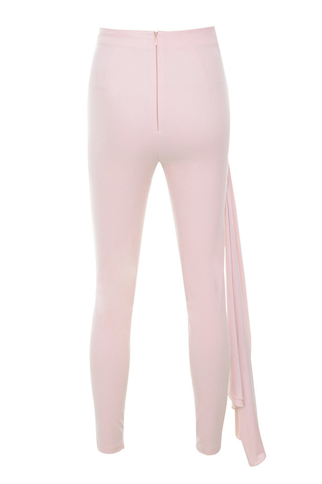 caixa trousers in pink