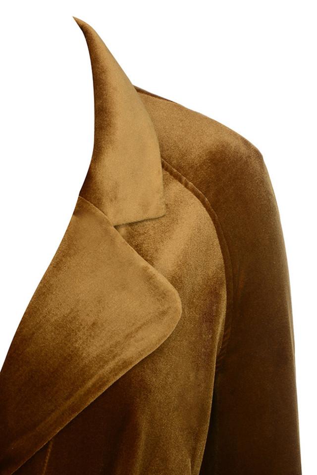 bronze christiana jacket