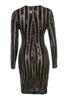 jacopa dress in black
