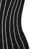 black tahnia dress
