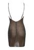 yana dress in black