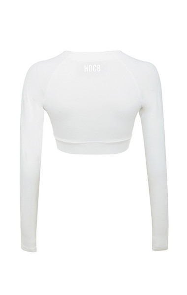 fuse top in white