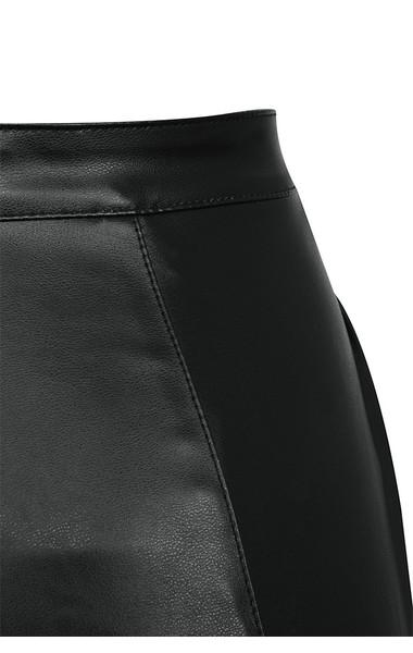 black miali skirt