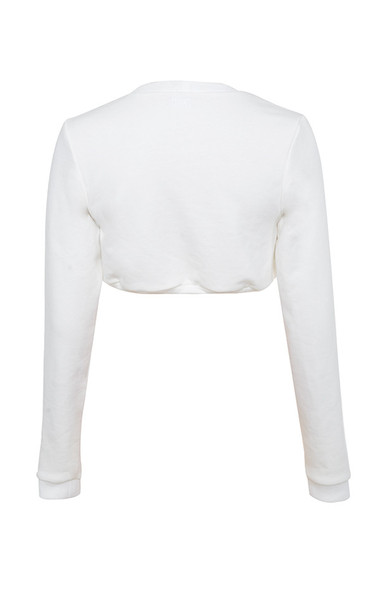 prism top in white