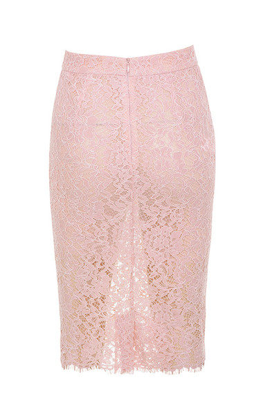 rexie skirt in pink