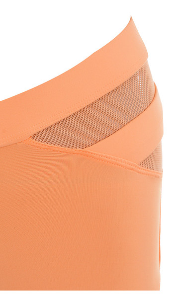 orange tone trousers
