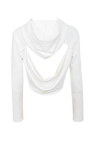 vortex top in white