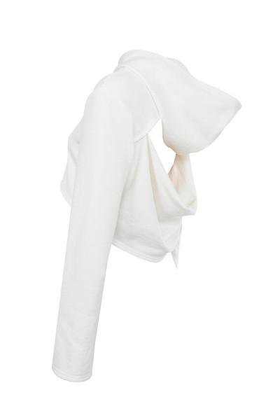 vortex in white