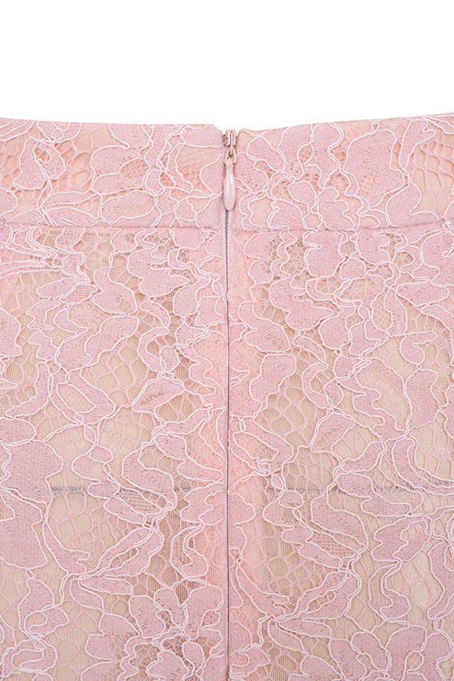 pink rexie skirt