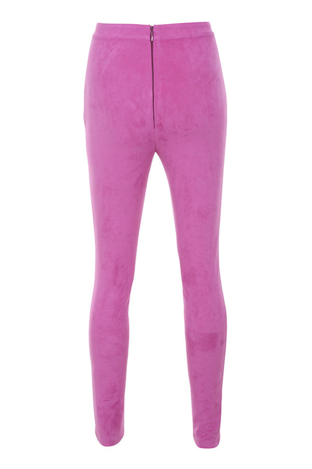 sophina leggings in fuschia