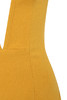 mustard lavinia dress