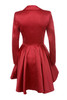 simoneta dress in red