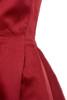 red simoneta dress