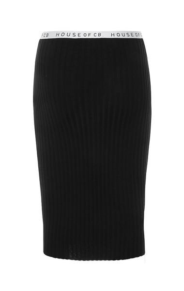 mathilde skirt in black