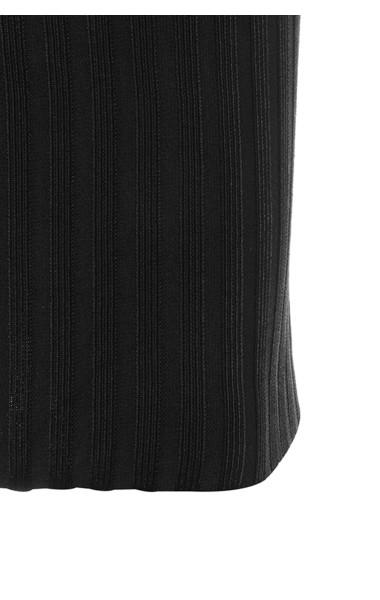 black mathilde skirt