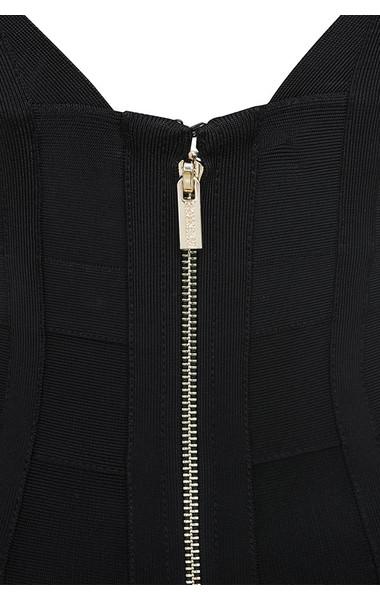 mimi black dress
