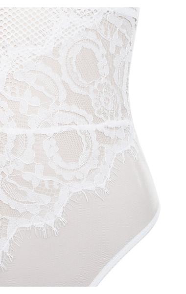 white nadia bodysuit