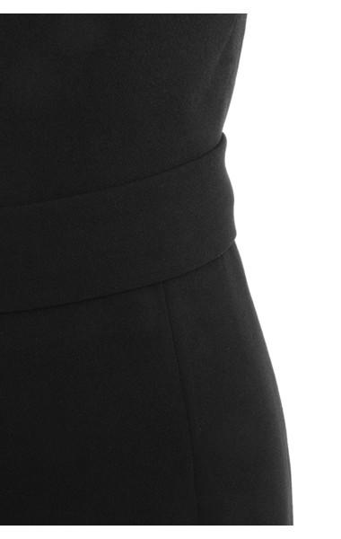 black sharnah jumpsuit