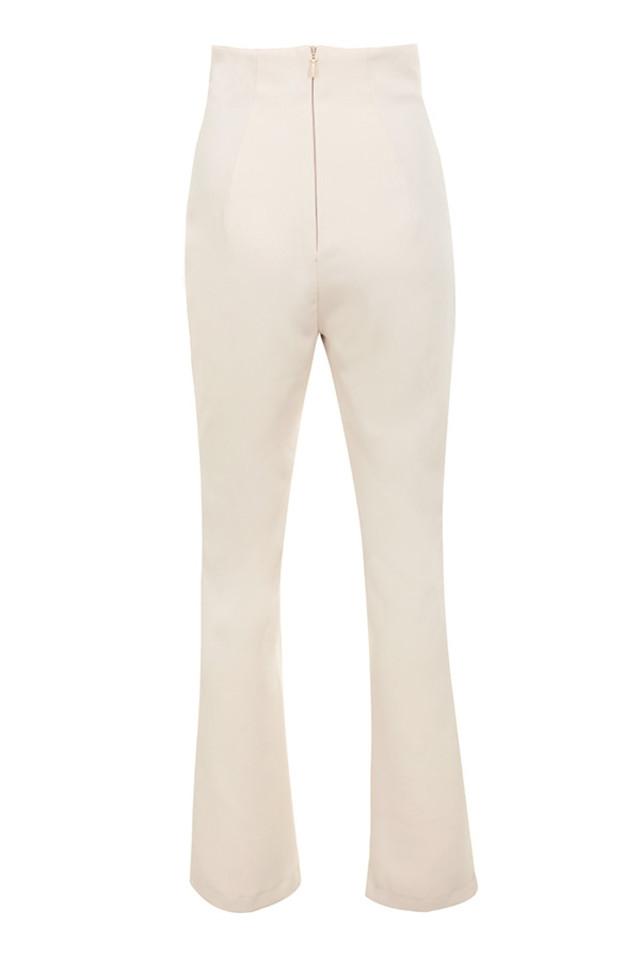 aguzin trousers in cream