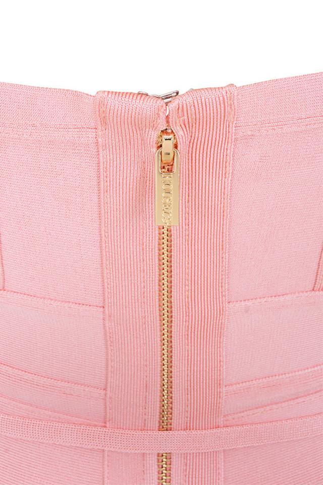 belice pink dress