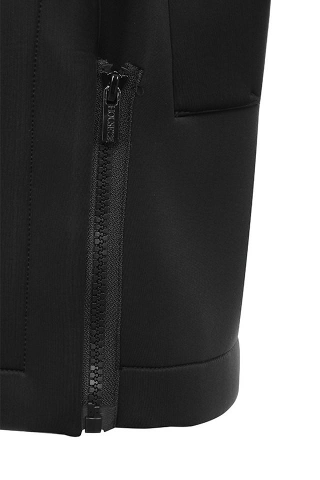 black colleta jacket