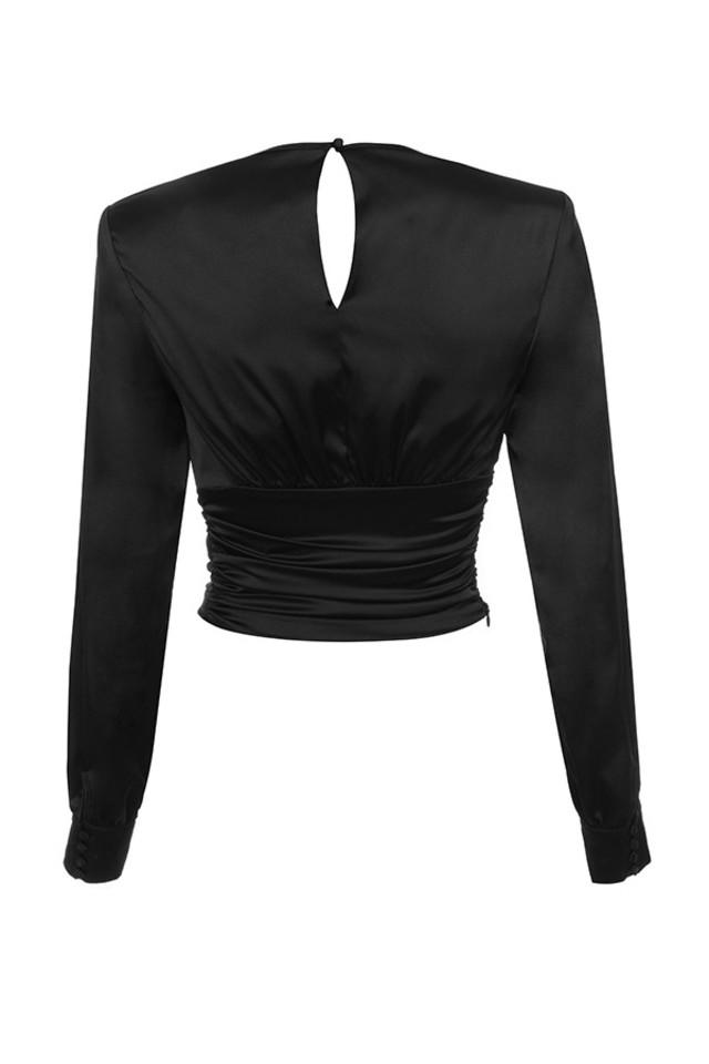 emelle top in black
