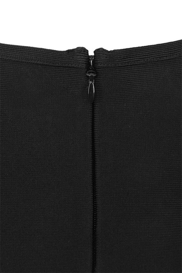 black liandra top