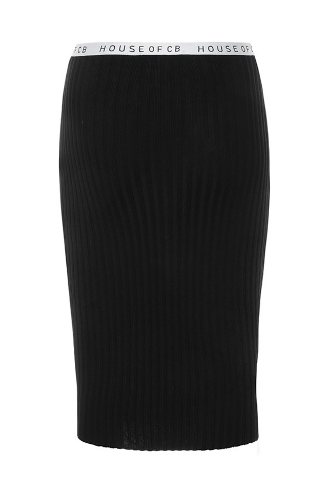 mathilde skirt in black