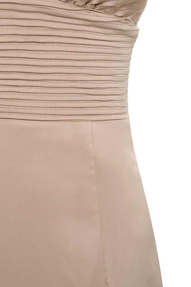 nude ronel dress