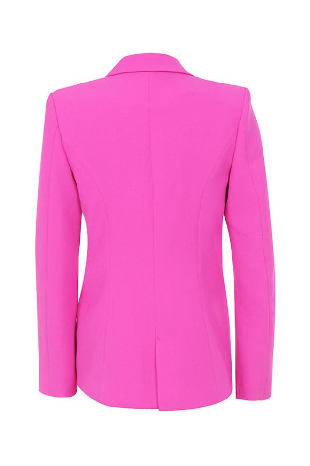 sorelle jacket in pink