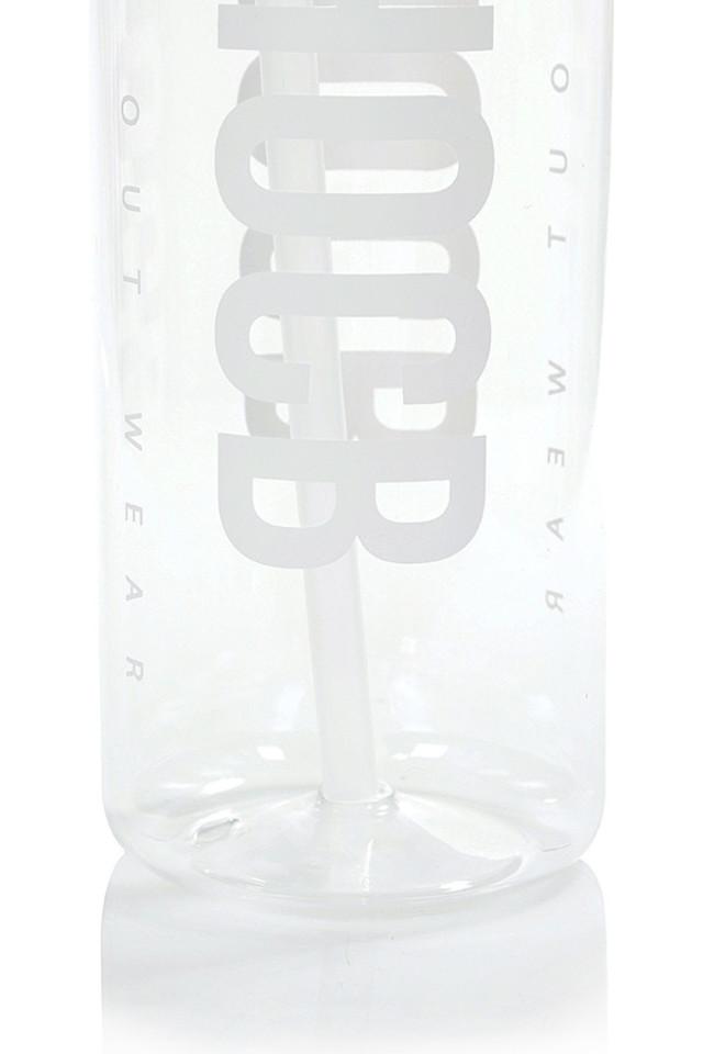 water bottle in orange