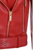 red zulai jacket