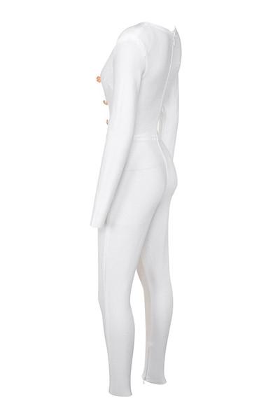 alana in white