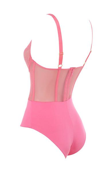 claudette in pink