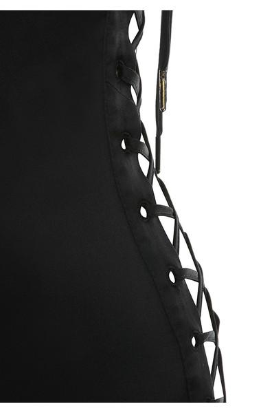 black katt dress