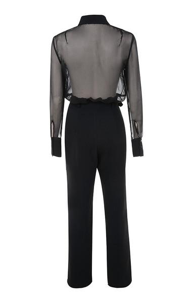 lili jumpsuit in black