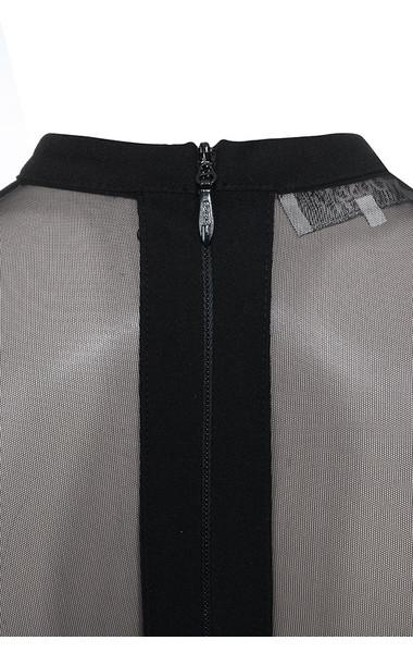 wilhelmina black jumpsuit