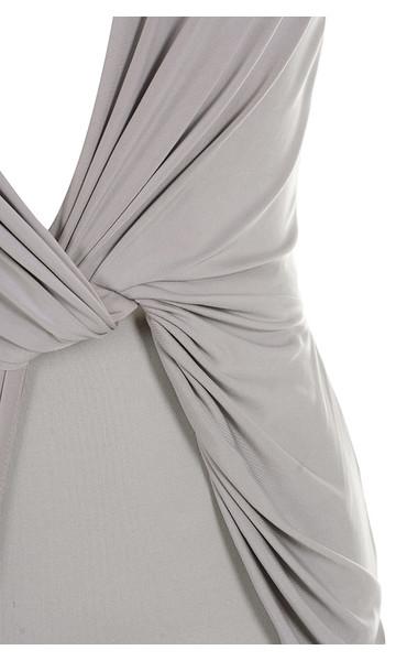 mink xanetia dress