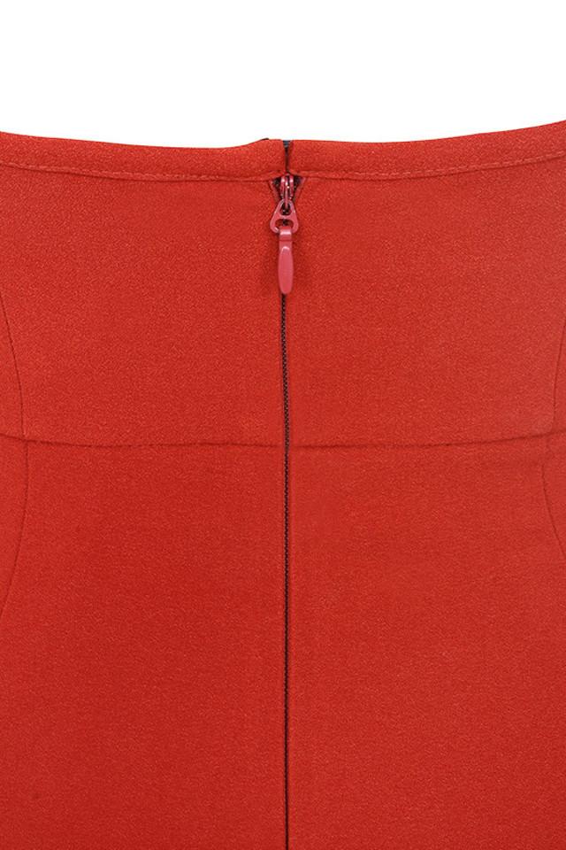 mariefrance rust jumpsuit