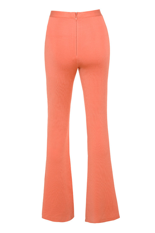 inna trousers in peach