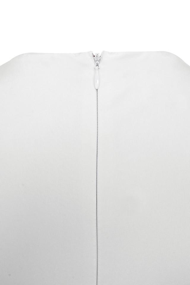 martina white dress