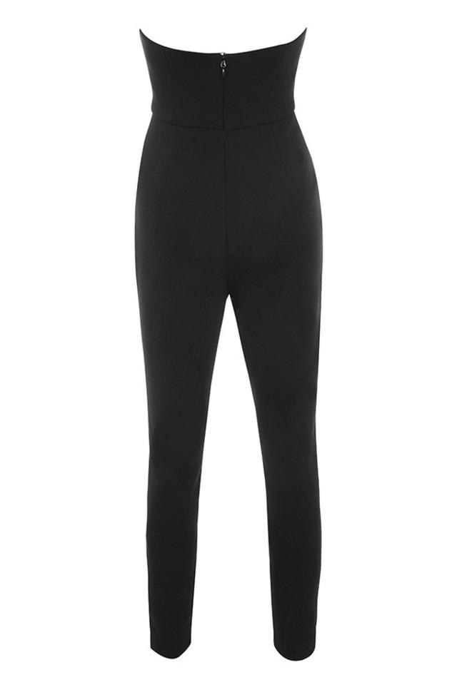 milli jumpsuit in black