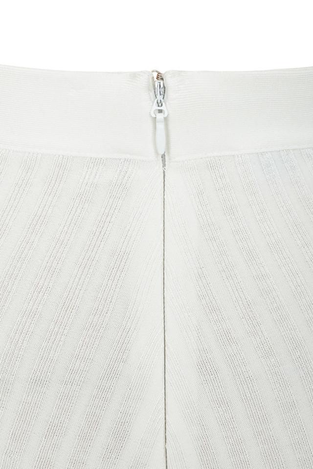 white rowena trousers